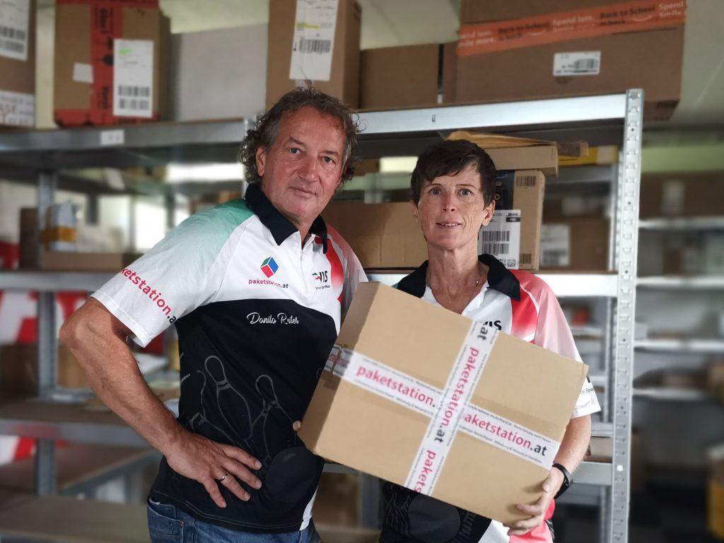 Paketstation Dornbirn